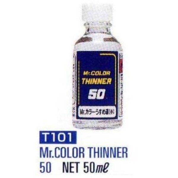 T101 Diluente 50 ml smalto