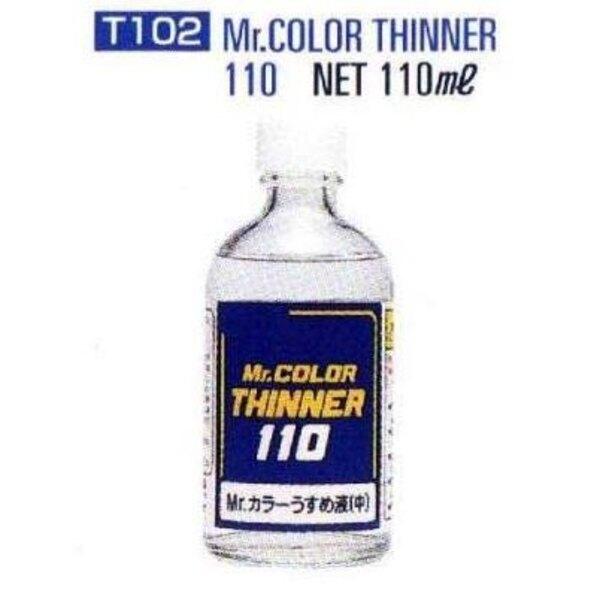 T102 Diluente 110 ml smalto