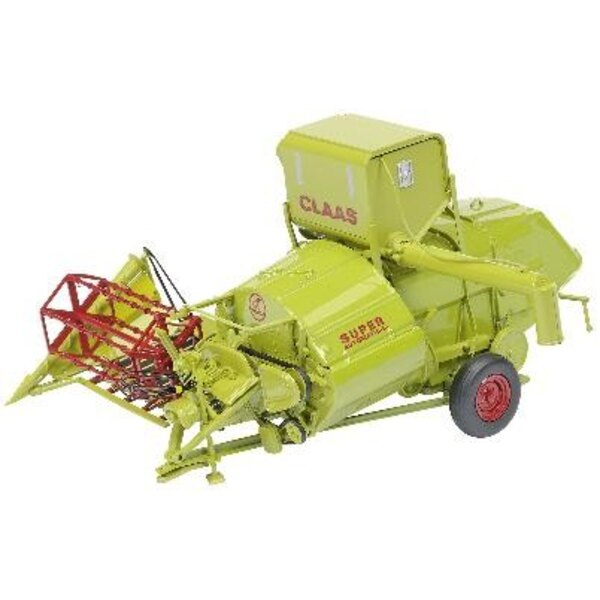Harvester Claas Automatic 1:43