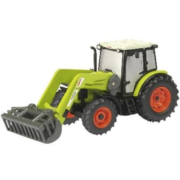 Claas Axos 330 + Front Loader 1:87