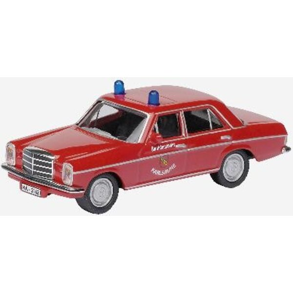 Mb 200/8 Firefighters 1:87
