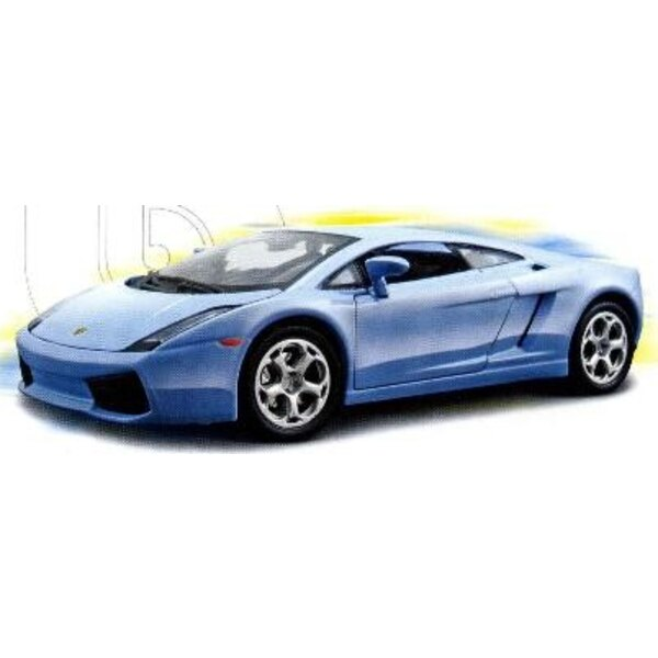 Lamborghini Gallardo Kit 1:24