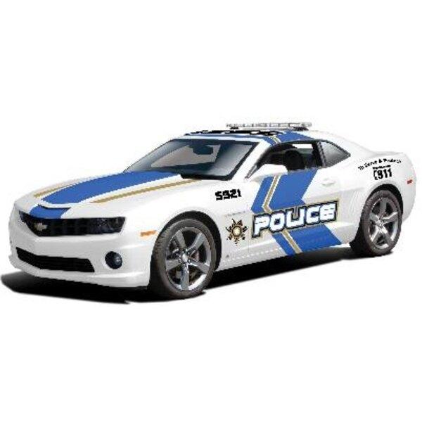 Chevrolet Camaro Police 1:18