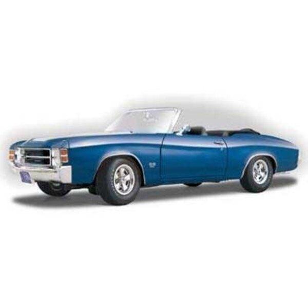 Chevrolet Chevel.71 Convertible 1971 1:18