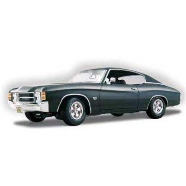 Chevrolet Chevelle 1971 71 1:18