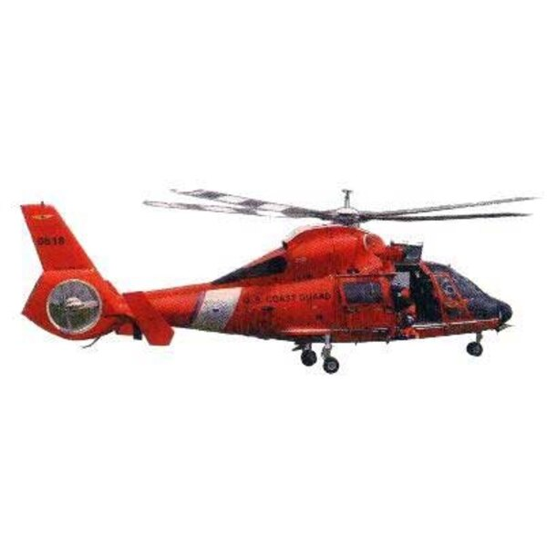 Dolphin HH-65 A 1:48