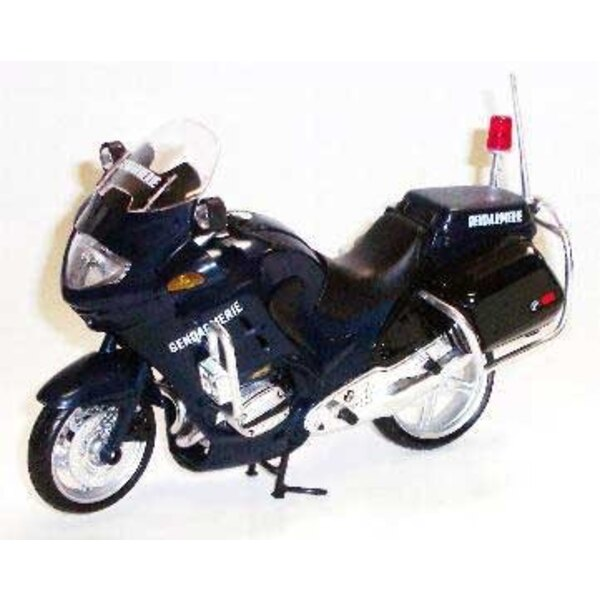 Moto BMW French Gendarmerie 1:12