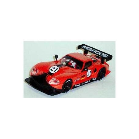 Marcos Le Mans 600 Orange