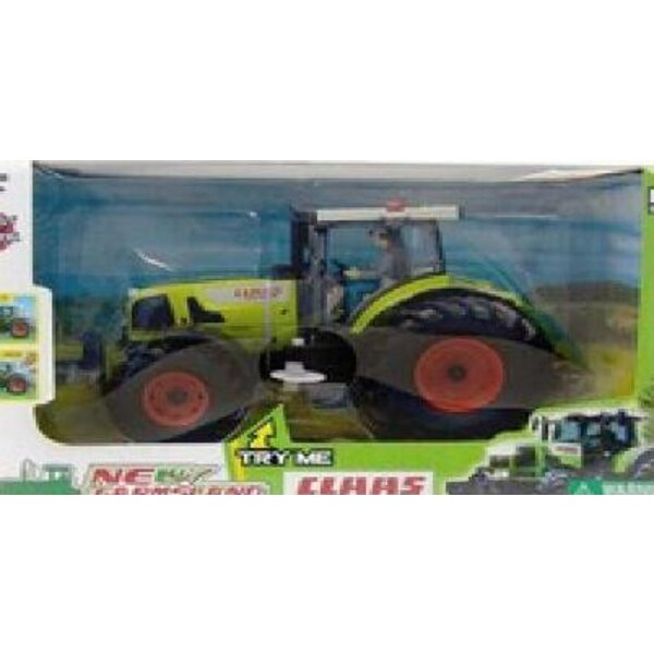 Tractor Claas Metal light and sound effects 1:32