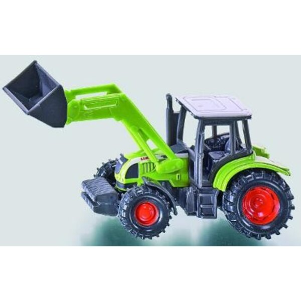 Claas Ares with Front Loader 1:87