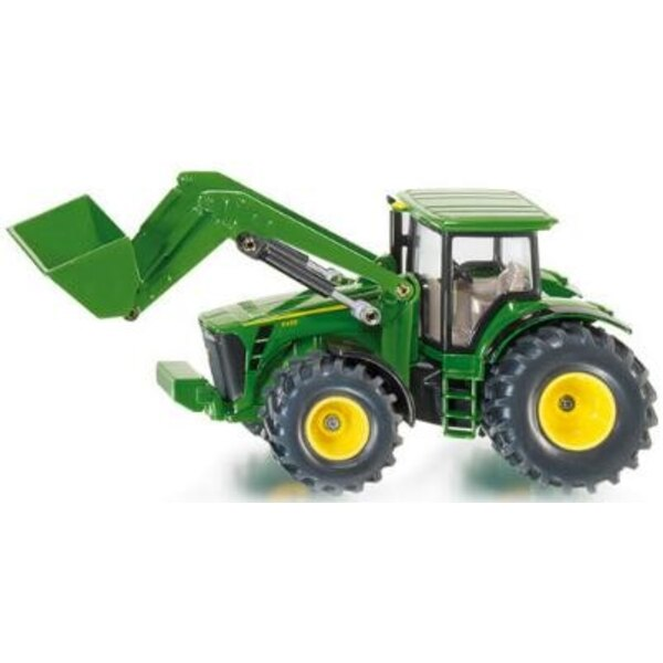John Deere with Front Loader 1:50