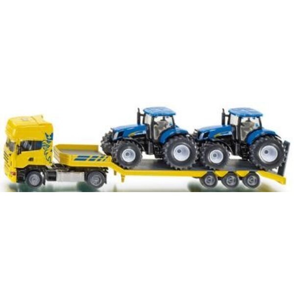Truck with Tractor 1:50