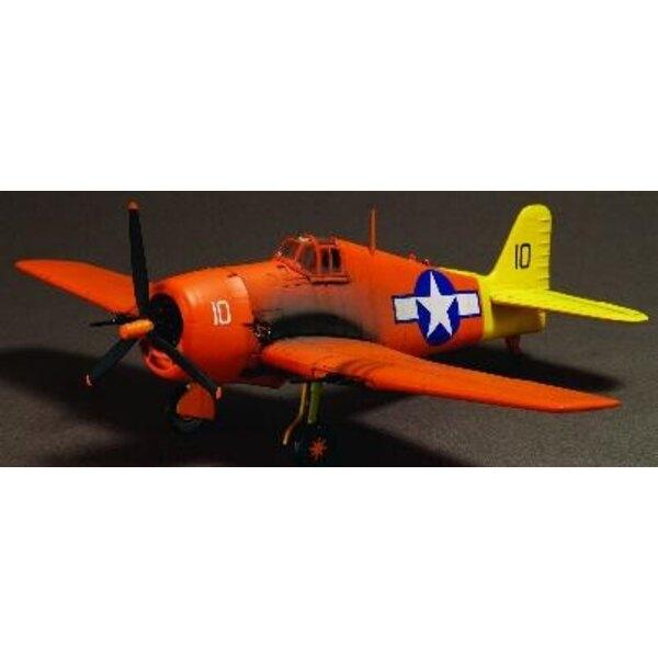 Grumman Hellcat F6F 1943 1:72