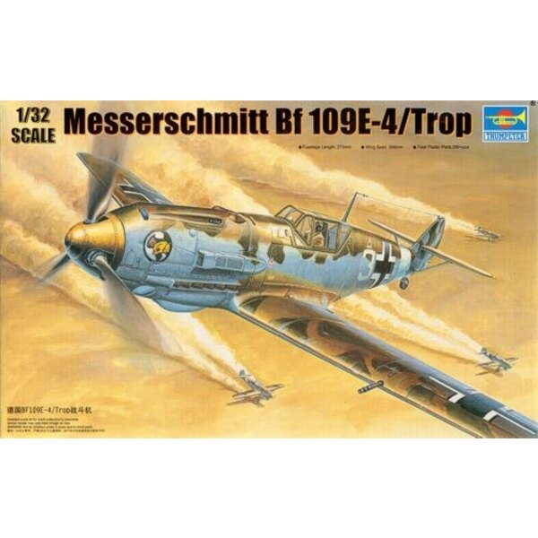 Messerschmitt Bf 109E-4 Tropical version