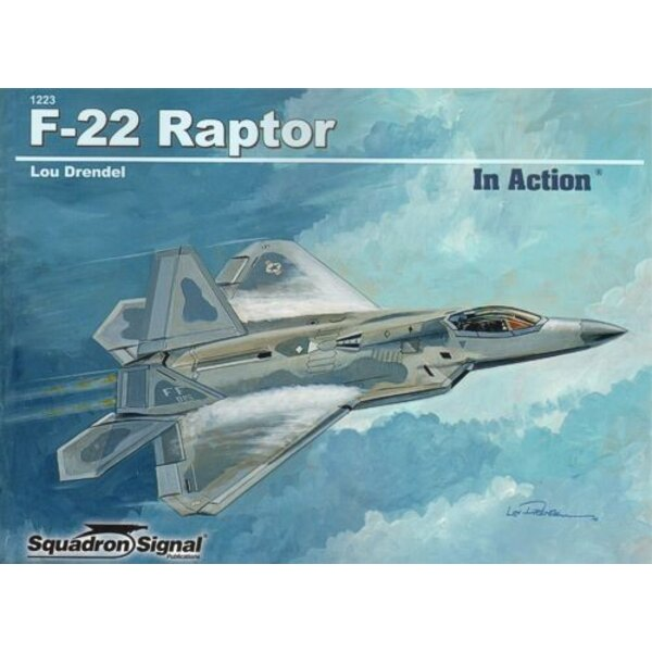Libro F-22 Raptor in Action