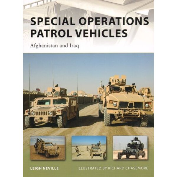 Special Operations Patrol Vehicles Afghanistan and Iraq