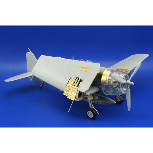 Grumman F6F-3 Hellcat exterior (per i kit modello da Trumpeter)