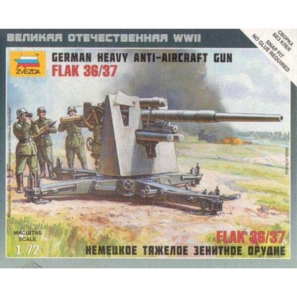 German 88mm Flak 36/37