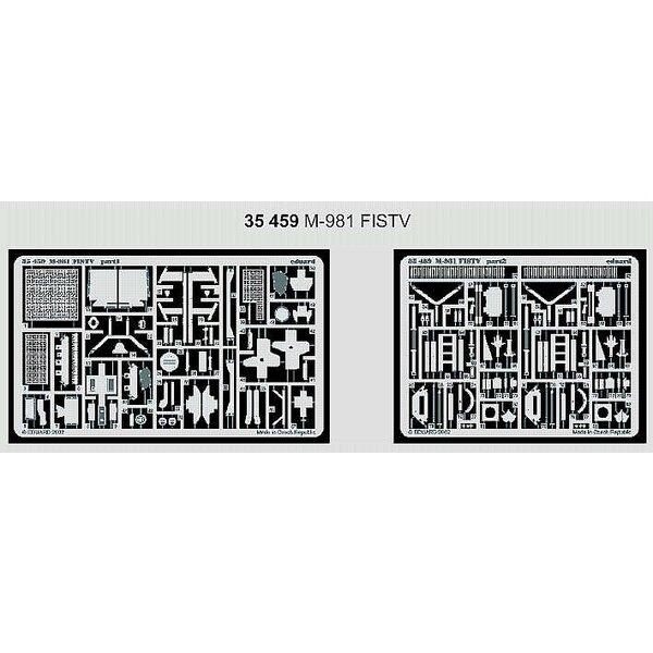 M981 FISTV (per i kit modello da Academy)