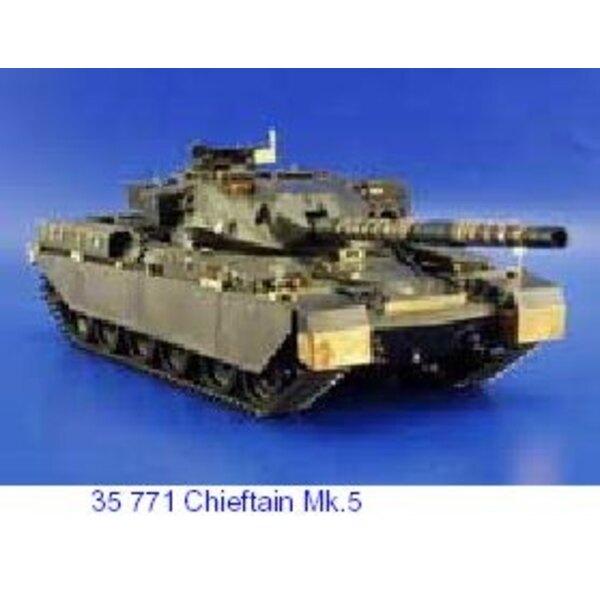 Chieftain Mk.5 (per i kit modello da Tamiya TA35068)