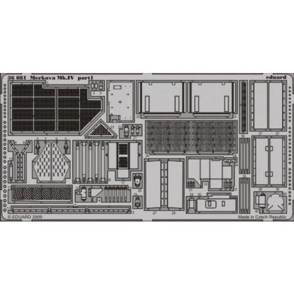 Merkava Mk.IV (per i kit modello da Academy)