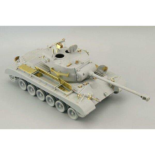 M26 (per i kit modello da Hobby Boss)
