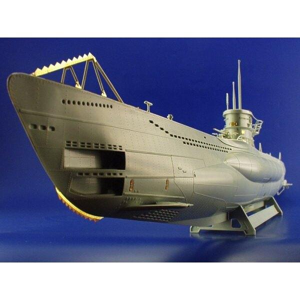 U-Boat VIIC (per i kit modello da Revell) (submarines)