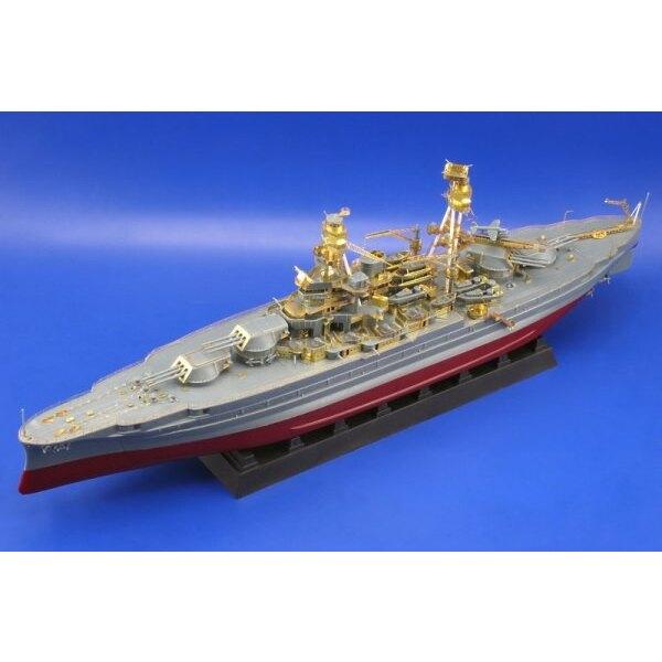 USS Arizona (per i kit modello da Mini Hobby Models)