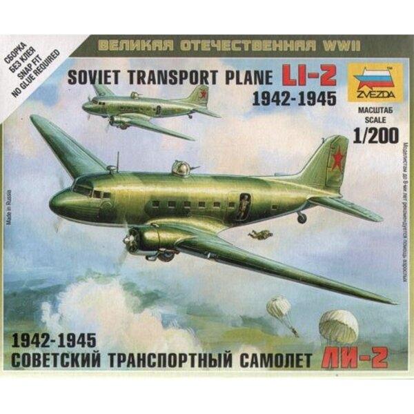 Soviet Li-2
