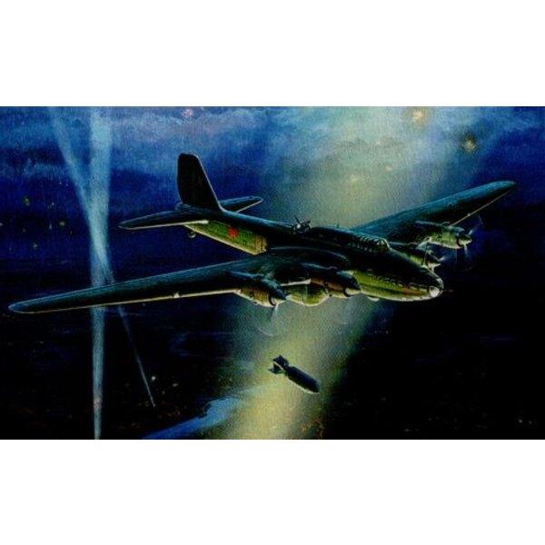 Soviet Bomber TB-7