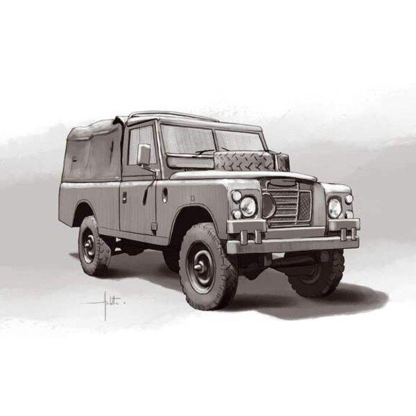 Land Rover 109 LWB
