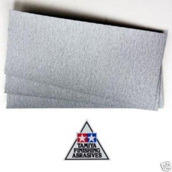 Carta abrasiva P2000