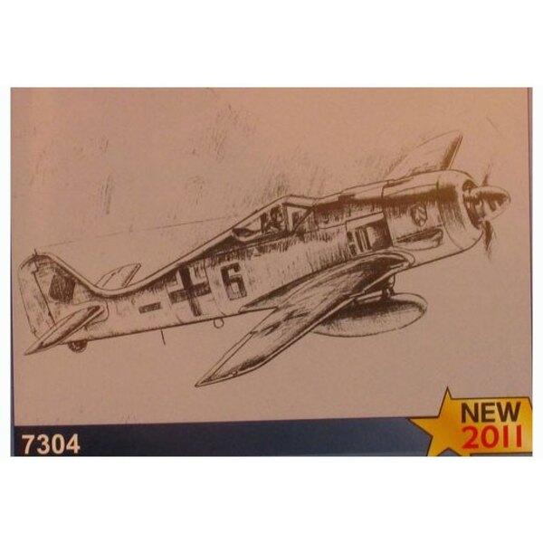Focke Wulf Fw 190A-4