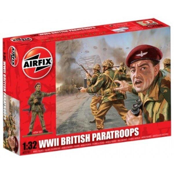 Paracadutisti britannici della seconda guerra mondiale