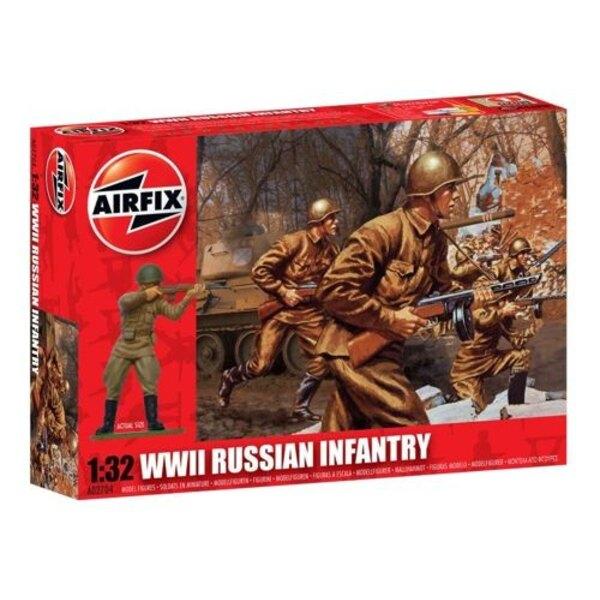 Fanteria russa WW2