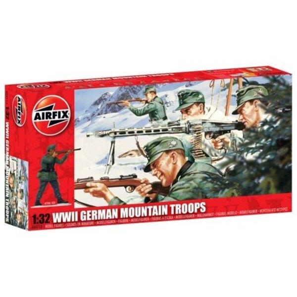 WWII German Mountain Troops