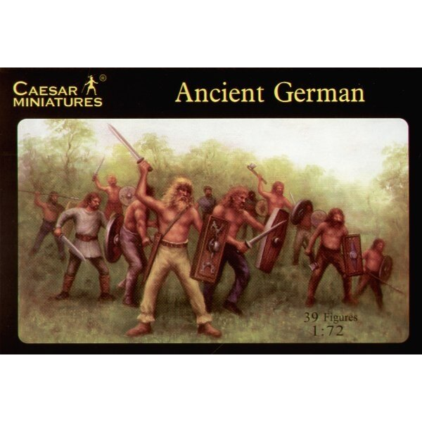 Ancient German Warriors