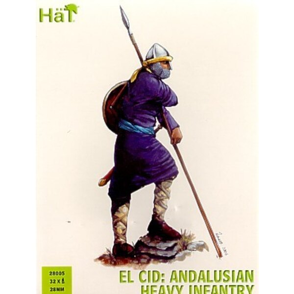 Andalusian Heavy Infantry