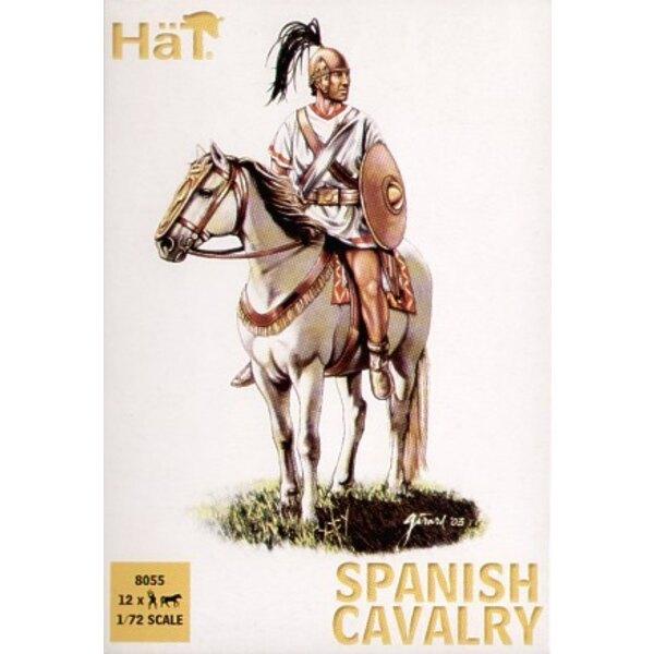 Punic War Spanish Cavalry