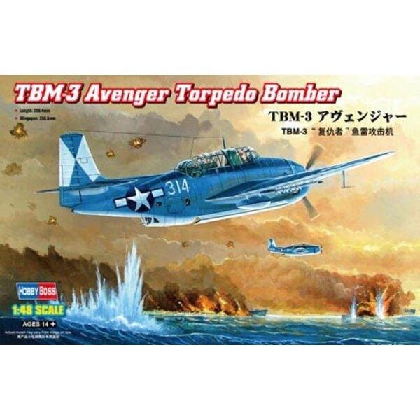 Grumman TBM-3 Avenger Torpedo Bomber