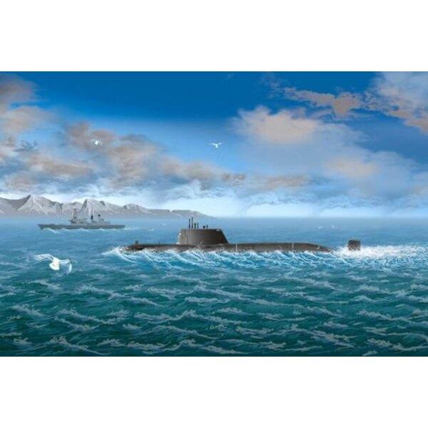 HMS Astute Submarine