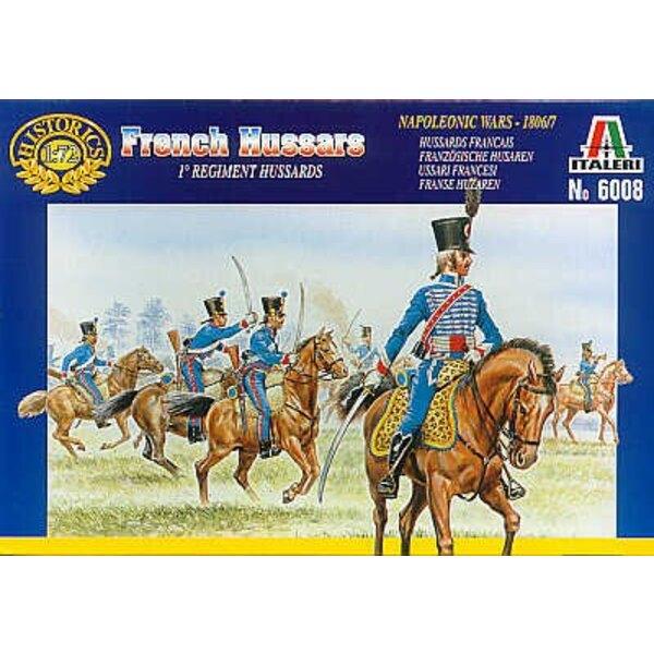 1 ° Reggimento Ussari francesi