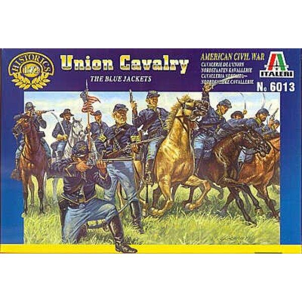 Unione cavalleria nel 1863