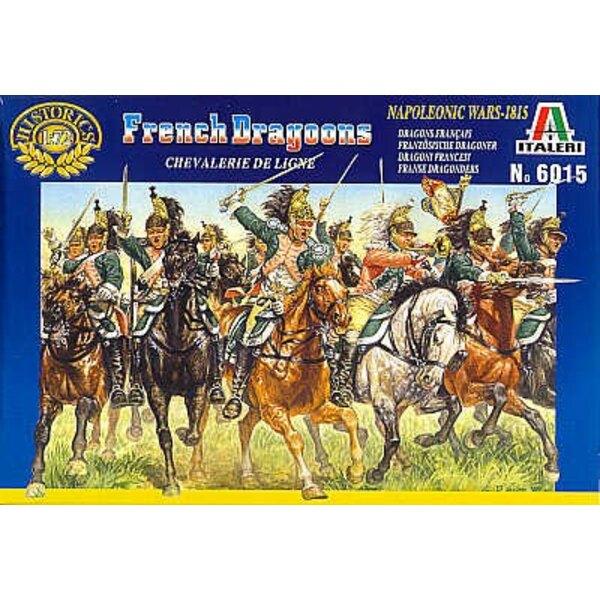 Dragons francesi 1815