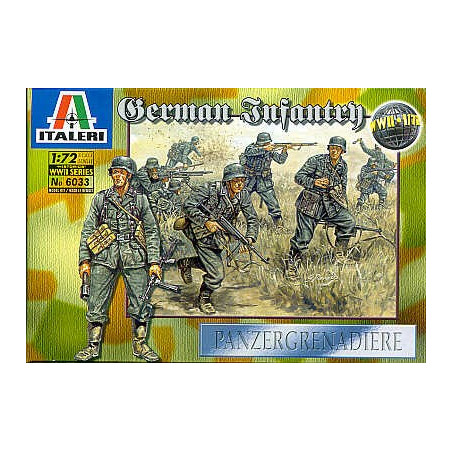 German Infantry WW2