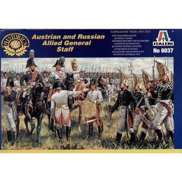 Le guerre napoleoniche: statp-maggiore alleato