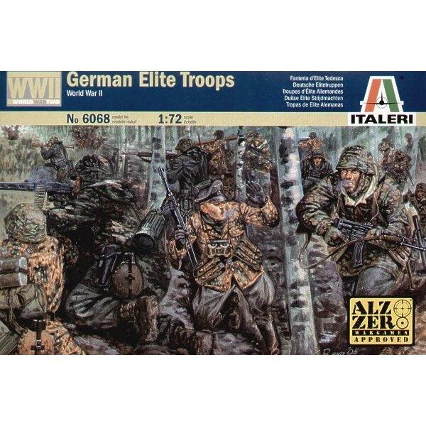 Le truppe d'elite tedesche della WW2