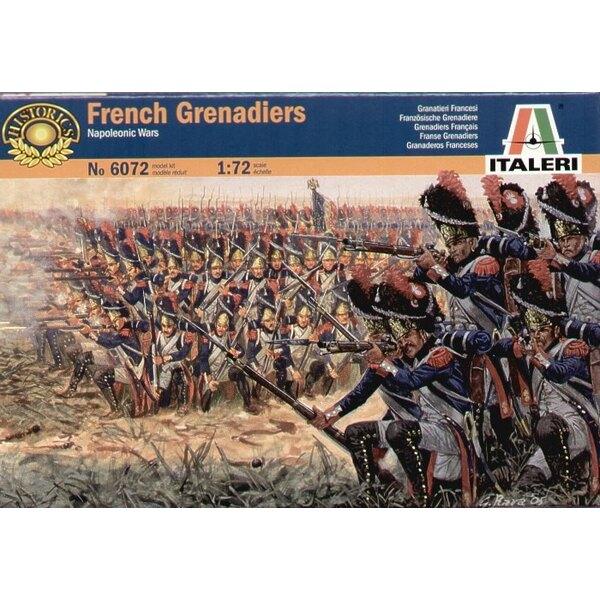 Granatieri francesi delle guerre napoleoniche