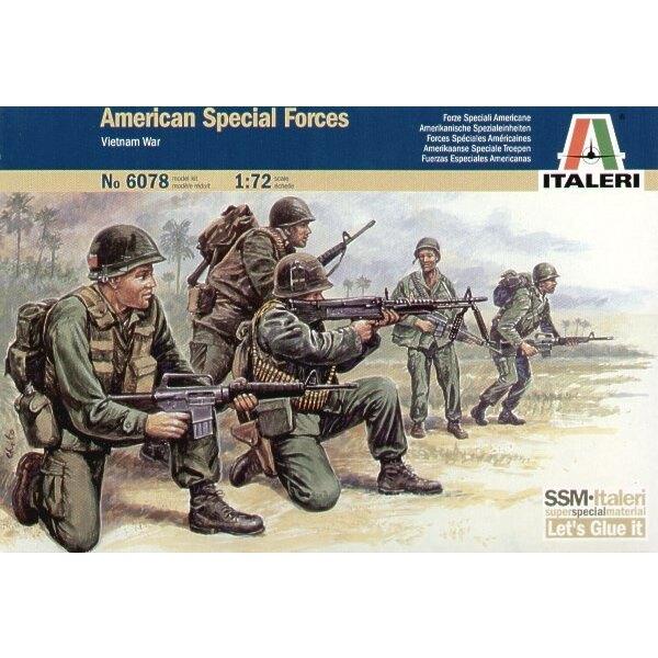 Guerra del Vietnam - US forze speciali