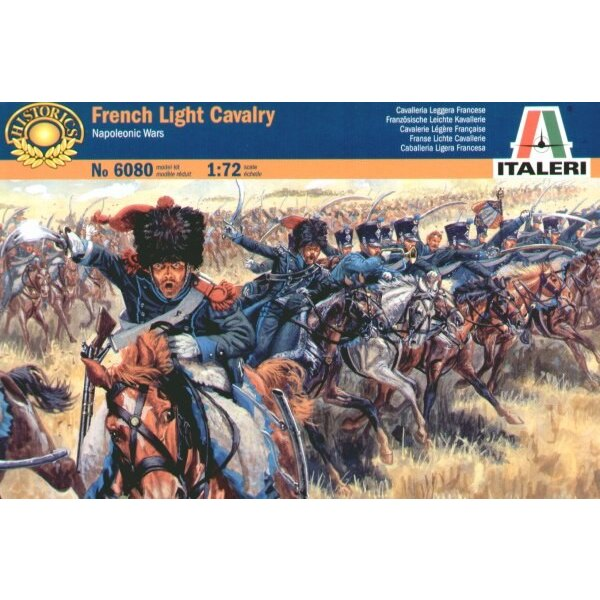 Cavalleria leggera Francese delle guerre napoleoniche